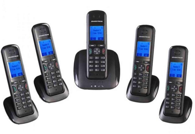DP715DP710 - VoIP DECT Phone